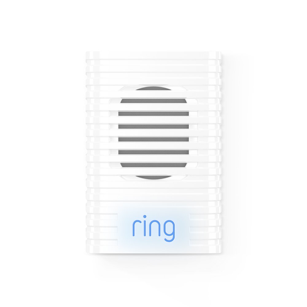 Amazon com: Ring Chime, A Wi-Fi-Enabled Speaker for Your Ring Video