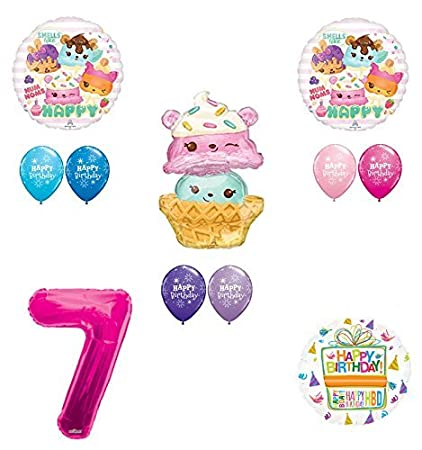 Amazon Num Noms 7th Birthday Party Supplies And Balloon