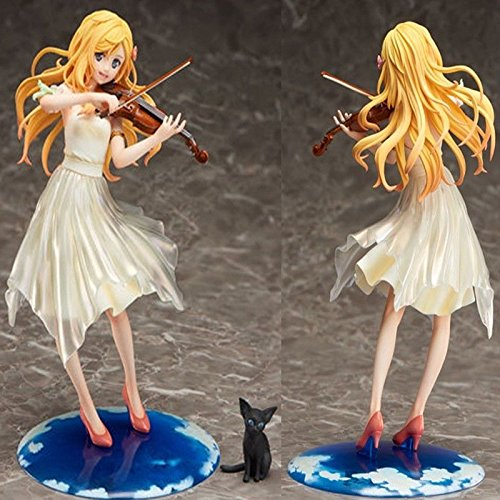 Anime Your Lie in April Kaori Miyazono Dress Ver. 1/8 PVC Fi