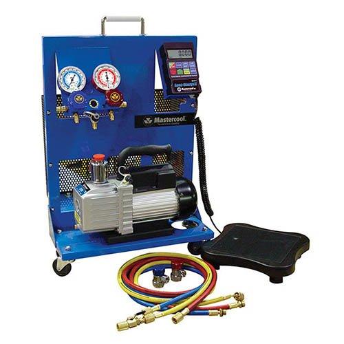 (Mastercool 91580-B AC Manifold Gauge and Set)