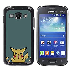 Stuss Case / Funda Carcasa protectora - P1Kachu Pixel P0kemon - Samsung Galaxy Ace 3