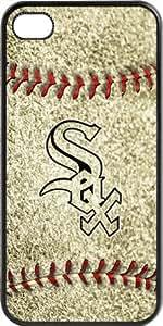 MLB Team Logo - Chicago White Sox Team Logo iPhone 4 Case, iPhone 4s Cases - Chicago White Sox 3