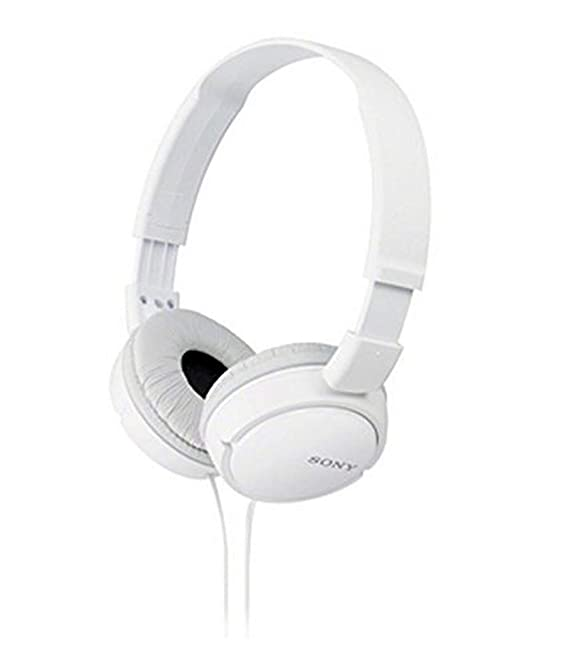 Sony Mdr Zx110a On Ear Stereo Headphones Amazon In Electronics