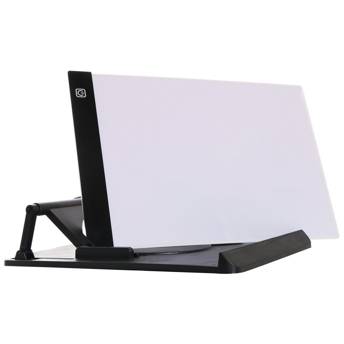 kilofly Portable A4 LED Light Box Tracing Sketch Pad USB Power Cable + Stand Kit 4336941053