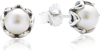 orecchini perle pandora
