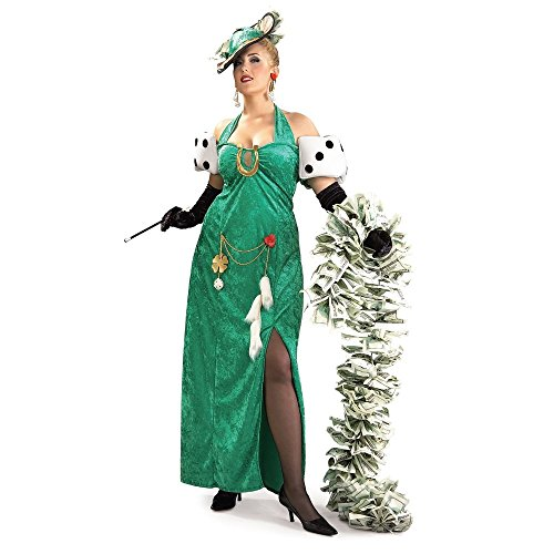 Rubie's Costume Co Lady Luck (Lady Luck Costume Plus Size)