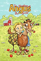 Adventures of Angus: Life on the Farm (Book 1)