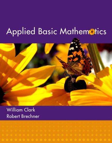 Applied Basic Mathematics