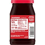 Smucker's Strawberry Topping, 11.75 Ounces