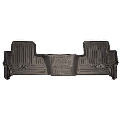 Husky Liners Fits 2015-19 Chevrolet Tahoe, 2015-19 GMC Yukon X-act Contour 2nd Seat Floor Mat: Automotive