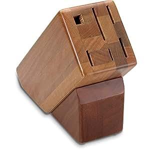 R.H. Forschner by Victorinox 6-Slot Hardwood Knife Block