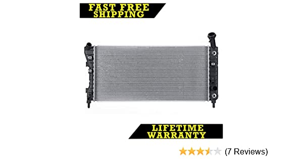 Amazon.com: RADIATOR FOR BUICK CHEVROLET FITS LACROSSE IMPALA 2710: Automotive
