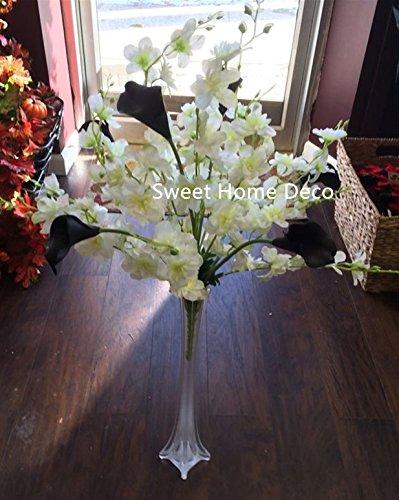 Amazon sweet home deco 26 delphinium larkspur artificial sweet home deco 26 delphinium larkspur artificial flower bush 7 stems38 mightylinksfo