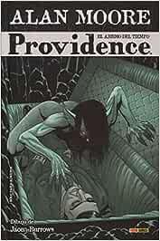 Providence 2. El Abismo Del Tiempo: Amazon.es: Burrows