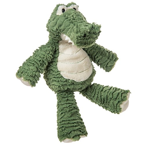 Mary Meyer Marshmallow Soft Toy Friend, Gator, 13 in