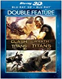 Clash of the Titans / Wrath of the Titans [Blu-ray]3D