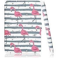 Capa Kindle Paperwhite Gerações Anteriores (Não Compatível com Novo Kindle Paperwhite 10ª Geração) Ultra Leve Flamingos