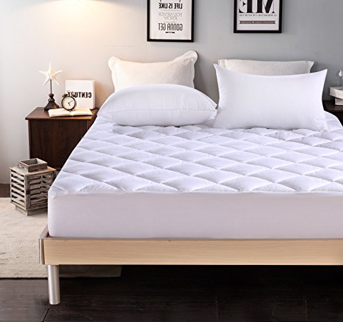 Everest EXTRA THICK Mattress Pad Full XL 54