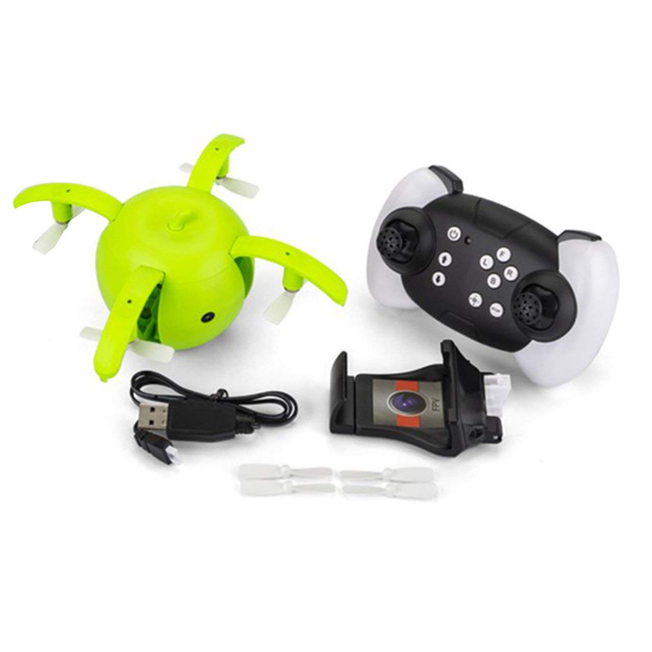 Redstrong X42-1 Gravity Induction WiFi Modo sin Cabeza Altitud Control RC Quadcopter