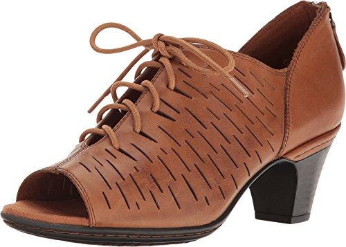 Cobb Bakke Kvinners Cai43kh Tan Lær. sko; lær; importert