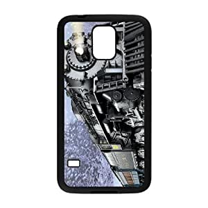 SamSung Galaxy S5 phone cases Black The Polar Express cell phone cases Beautiful gifts JUW80984990