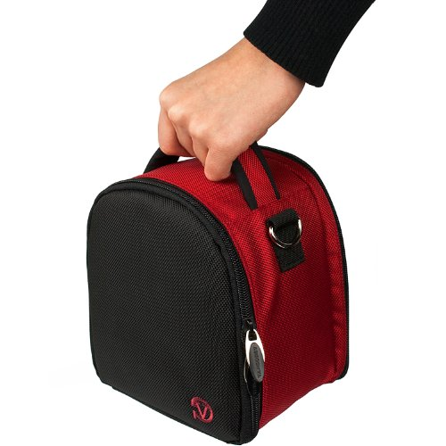 Travel Wireless Hard Nylon Camera Carrying Cover C...