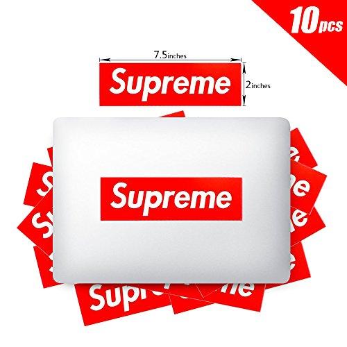 Supreme Sticker , Toufftek Vinyl Sticker Graffiti Bomb Decal
