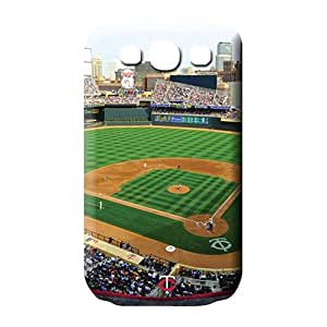 samsung galaxy s3 Brand Plastic pattern cell phone covers minnesota twins mlb baseball