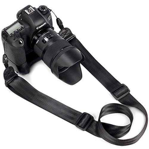 DSLR Camera Strap Quick Release | Hand Strap and ¼ Mounting Screw the Complete Bundle by BX Design (Connect Strap Quick)
