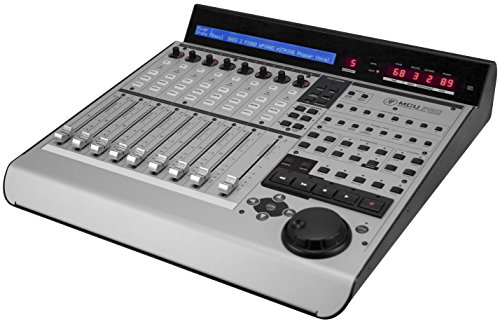 Mackie Control - Mackie MCU Pro 8-channel Control Surface with USB