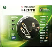 Monster Cable 2 meter HDMI Cable with 90 degree HDMI Adapter (MCRADPTHD7)