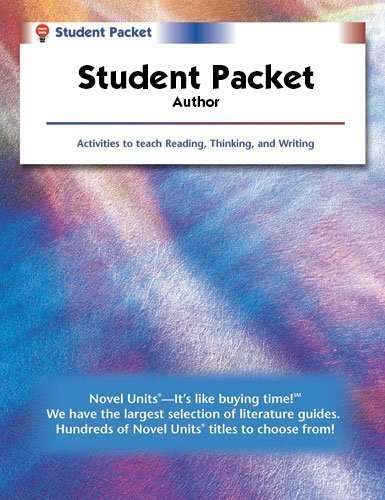 Amos Fortune: Free Man - Student Packet by Novel Units, Inc.