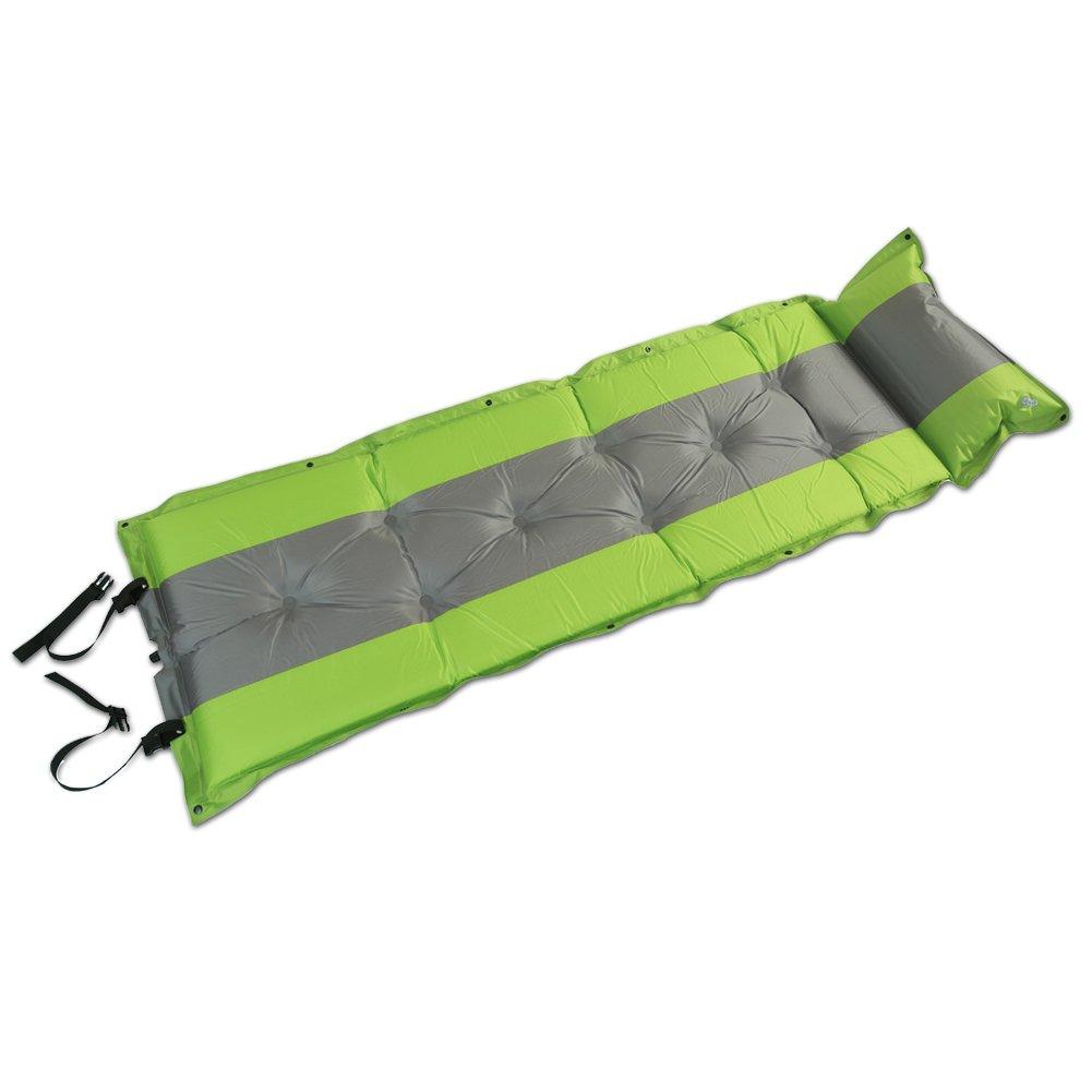 Beautyrain Acampar al aire libre de la comida campestre dormir almohadilla del colch/ón Papel de aluminio resistente al agua de EVA estera a prueba de humedad