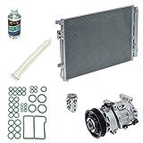 UAC KT 4705A A/C Compressor and Component Kit