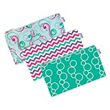 Cloth Snack Bags - Set of 3 - Yummi Pouch (Sweet)