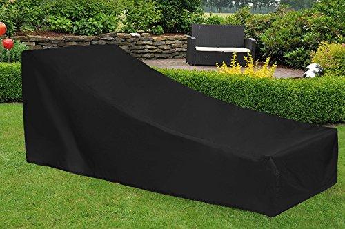 dokon abdeckung f r gartenliege wasserdichtes atmungsaktives 200x75x40 70cm ebay. Black Bedroom Furniture Sets. Home Design Ideas