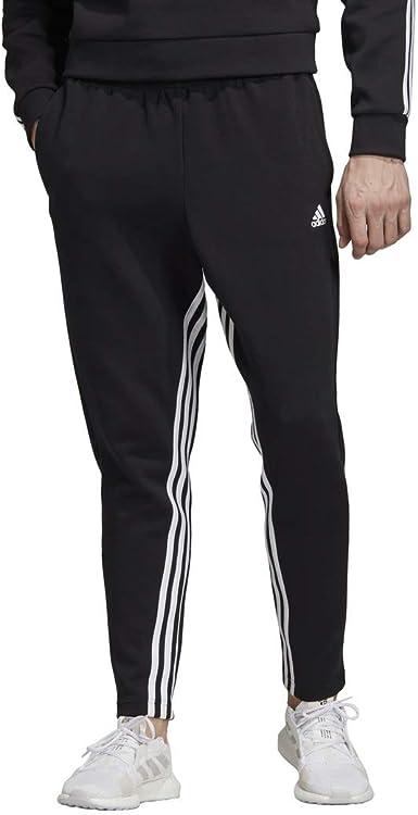 Indígena Asociar Funcionar  Amazon.com: adidas Men's Must Haves 3-Stripes Tapered Pants: Clothing