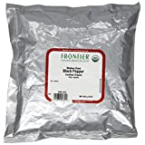 Frontier Herb Pepper - Organic - Black - Medium Grind - Bulk - 1 Lb