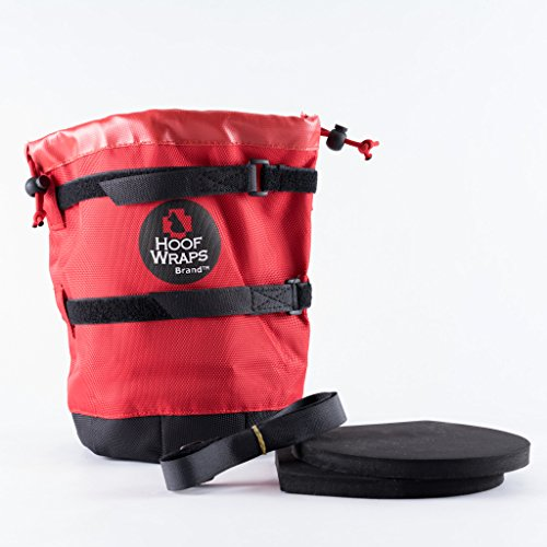 Easy Soaker - Allows Your Horse Or Pony's Foot To Be Soaked Without You Having To Watch Over It - The Treatment Will Stay In The Boot & You Can Carry On Working Around The Horse (Best All Around Horse)