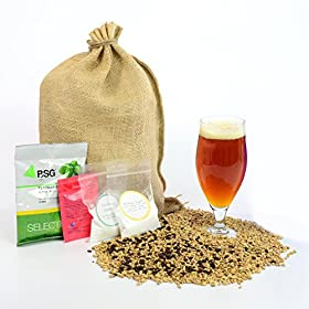 1 Gallon Homebrew Recipe Expansion Kit – Make Beer at Home with Box Brew – Assembled in the USA…