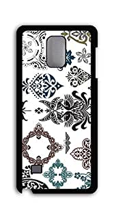 TUTU158600 Good Vibes Unique Fashion Printing Phone case for samsung galaxy note 4 for girls - Retro pattern