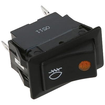 Genuine Toyota Parts - Switch, Dash Fog Lig (00550-35976): Automotive [5Bkhe2006197]