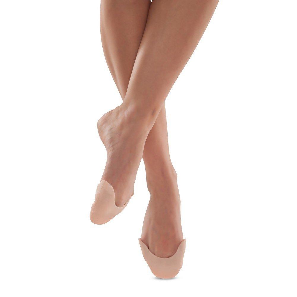 Danshuz Girls Pink Silicone Moderate Cushioning Soft Supple Toe Pads