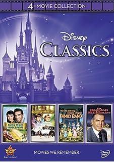 Amazon Com Disney 4 Movie Collection Kurt Russell Strongest Man