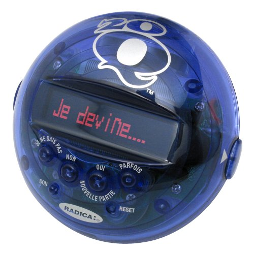 20 QUESTIONS ELECTRONIC GAME, Colors May Vary