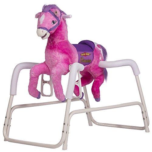 Rockin' Rider Princess Spring Horse Ride On