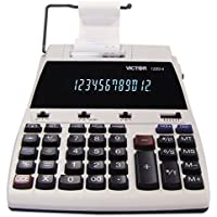 Victor® 1220-4 Two Tax Key Printing Calculator