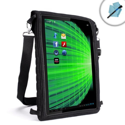 Kids Tablet Case Cover by USA Gear with Touch Capacitive Scr
