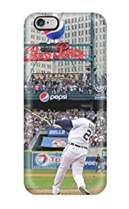 Durable Case For The Iphone 6 Plus- Eco-friendly Retail Packaging(detroit Tigers )