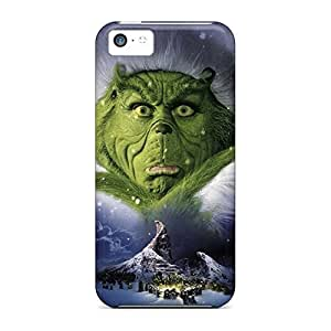 Covers cell phone shells Durable Iphone Cases cases iphone 4s - the grinch christmas